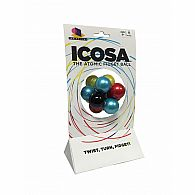 Icosa Atomic Fidget Ball
