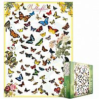 Butterflies Puzzle 500 Pieces