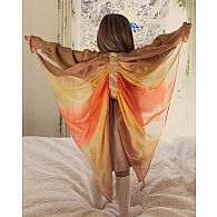 Silk Butterfly Wings