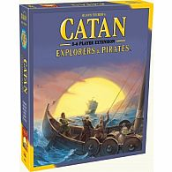Catan: Explorers & Pirates 5&6 Extension