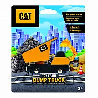 CAT Dump Truck Train Car