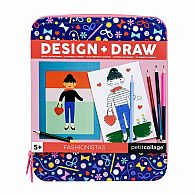 Design and Draw Fashionistas
