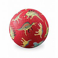 "Playground Ball 5"" Dinosaur Red"