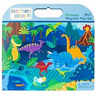 Magnetic Playset Dinosaurs