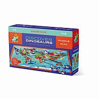 100 pc Puzzle & Play Dinosaurs