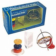 Discovery Pack Gyroscope, Prism, Magnets