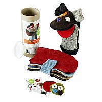 Handmade Dog Puppet Kit