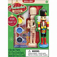 Nutcracker Drummer Wood DIY