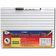 Whiteboard Kit w/ Dry Erase