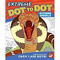 Extreme Dot to Dot Extreme Animals