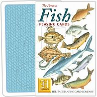 Fish Playing Cards