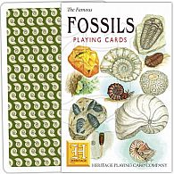 Fossils Playing Cards