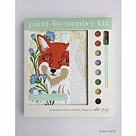 Paint By Number Fox w/ Chicory
