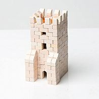 Brick Building Set - Gate Tower