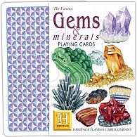 Gems & Minerals Playing Cards