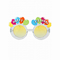 Birthday Balloon Glasses
