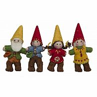 Gnome Family Doll