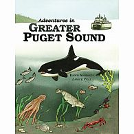 Greater Puget Sound Activity Book