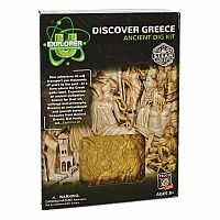 Discover Greece Dig Kit