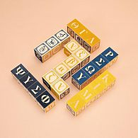 Alphabet Blocks Greek