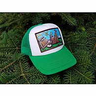 Henry Sasquatch Chillin' Kids Hat