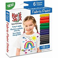 Kwik Stix Fabric Paint