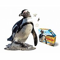 100 pc Shaped Puzzle I Am Lil Penguin