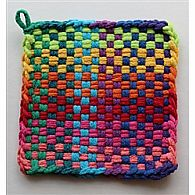 Cotton Potholder Loops Multi-Cololrs