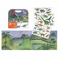 Magnetic Game Dinosaurs