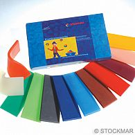 Stockmar Modeling Beeswax 12 Colors