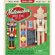 Nutcracker Mouse King Wood DIY