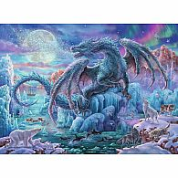 500 pc Mystical Dragons