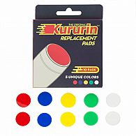 Kuruin Pads Primary Colors