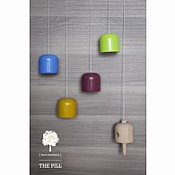 The Pill by Terra Kendama Blue