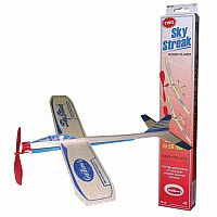 Guillow's Sky Streak Power Plane Twin Pack