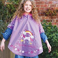 Color Changing Poncho Unicorn