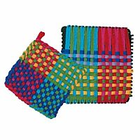 Potholder Loom w/ Cotton Loops