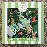 25 pc Magnetic Jigsaw Jungle