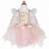 Golden Rose Fairy Dress 5/6