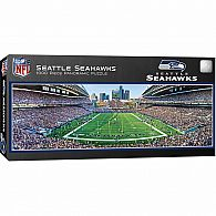 1000 pc Panoramic Seahawks
