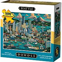 1000 pc Seattle
