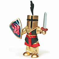 Budkin Sir Ingot the Golden Knight