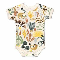 Sloth Short Sleeve Onesie 9-12 months