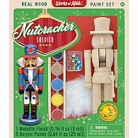 Nutcracker Soldier Wood DIY