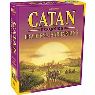 Catan: Traders Barbarians Expansion