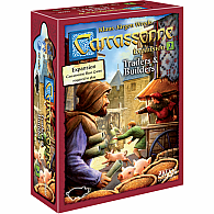 Carcassonne Traders and Builders Expanion