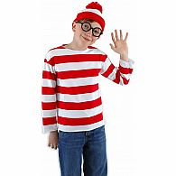 Kids Waldo Costume Small/Medium