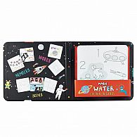 Water Color-In Cards Space