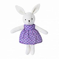 Little Plush Bunny White