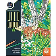 Color by Numbers Wild Wonders 2